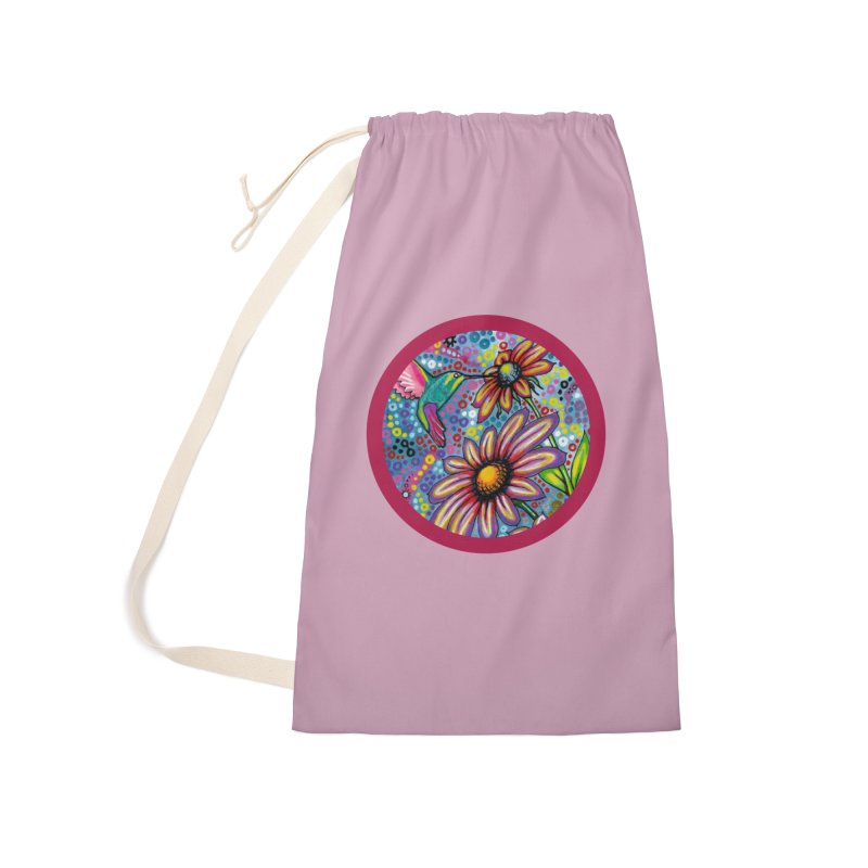 """summertime"" redesign Accessories Laundry Bag Bag by J. Lavallee's Artist Shop"