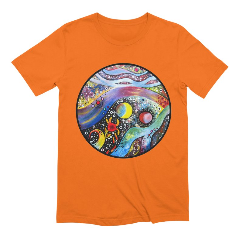"""""""astral"""" redesign Men's Extra Soft T-Shirt by J. Lavallee's Artist Shop"""