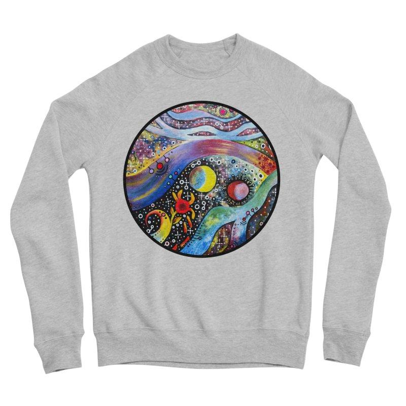 """astral"" redesign Women's Sponge Fleece Sweatshirt by J. Lavallee's Artist Shop"