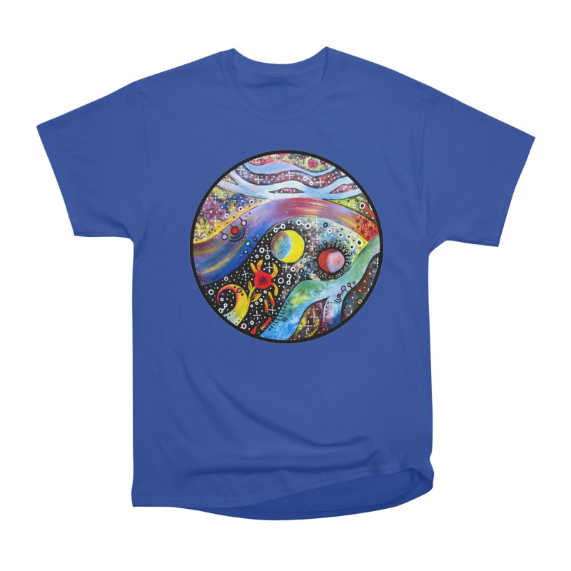 """""""astral"""" redesign Women's Heavyweight Unisex T-Shirt by J. Lavallee's Artist Shop"""