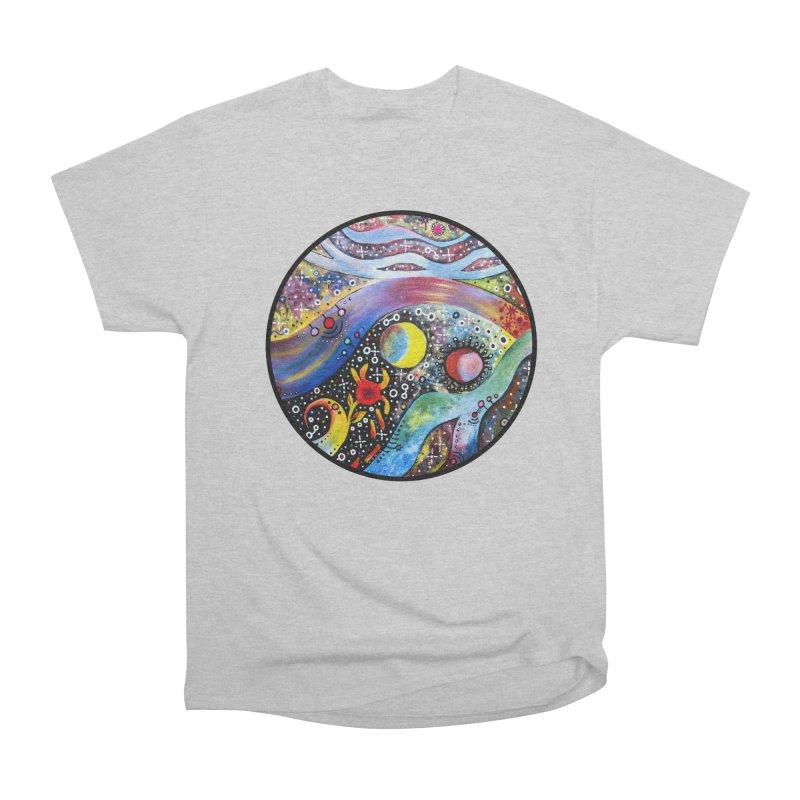 """astral"" redesign Women's Heavyweight Unisex T-Shirt by J. Lavallee's Artist Shop"