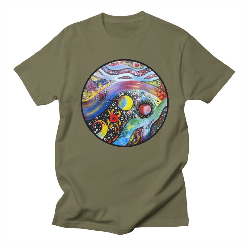 """astral"" redesign Men's Regular T-Shirt by J. Lavallee's Artist Shop"