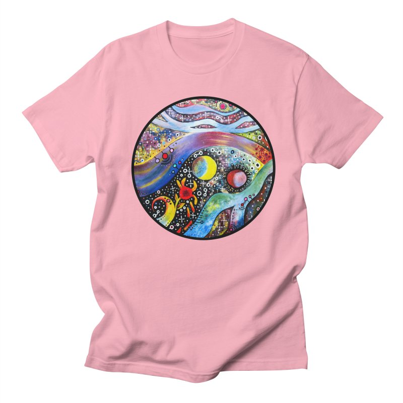 """astral"" redesign Women's Regular Unisex T-Shirt by J. Lavallee's Artist Shop"