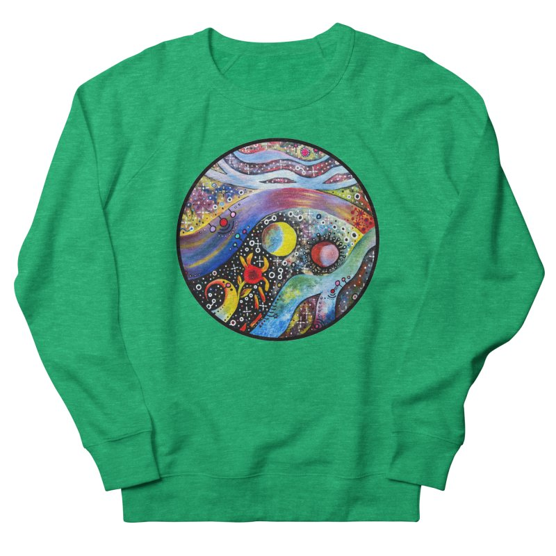"""astral"" redesign Women's Sweatshirt by J. Lavallee's Artist Shop"
