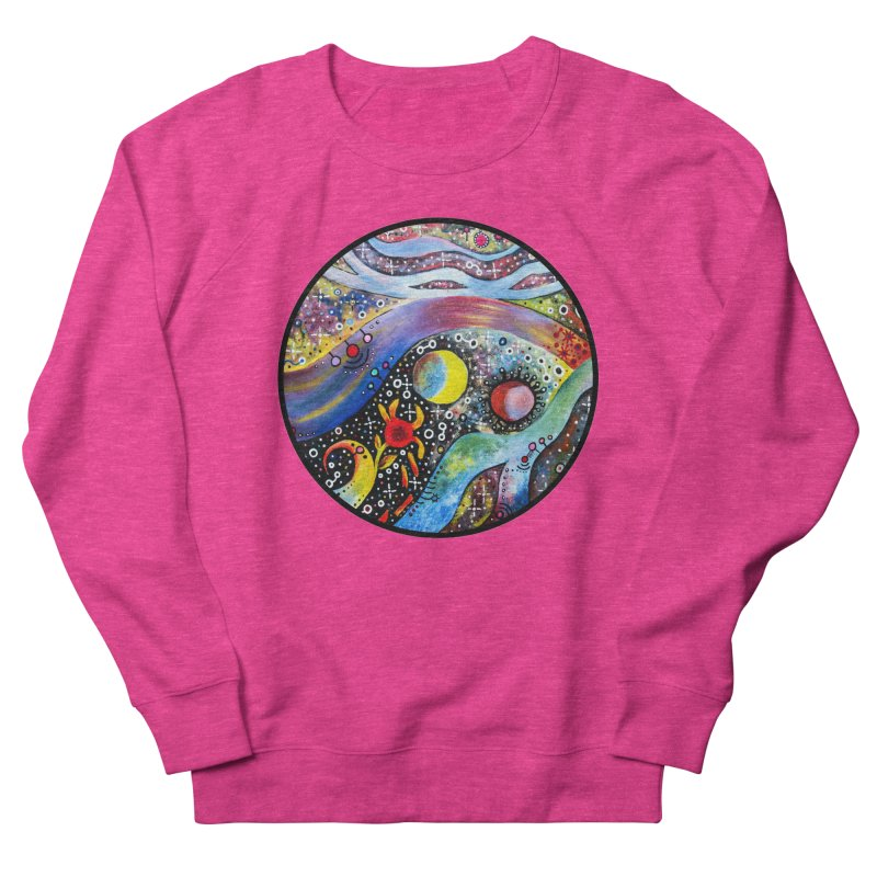 """astral"" redesign Men's French Terry Sweatshirt by J. Lavallee's Artist Shop"