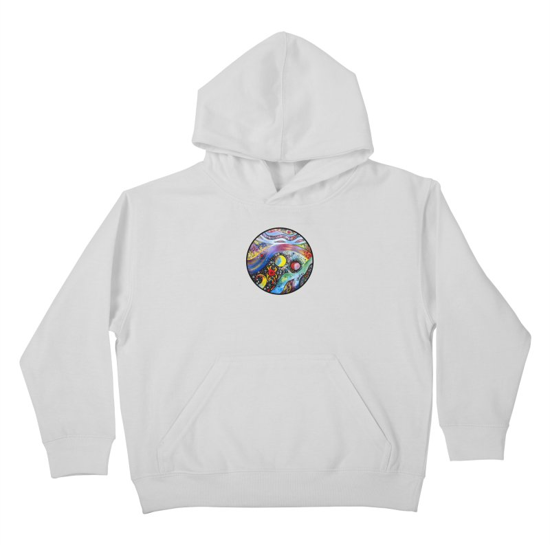 """""""astral"""" redesign Kids Pullover Hoody by J. Lavallee's Artist Shop"""