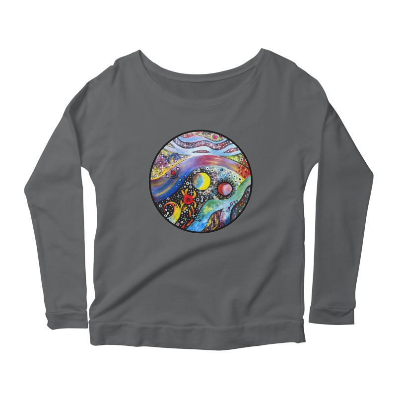 """""""astral"""" redesign Women's Longsleeve T-Shirt by J. Lavallee's Artist Shop"""