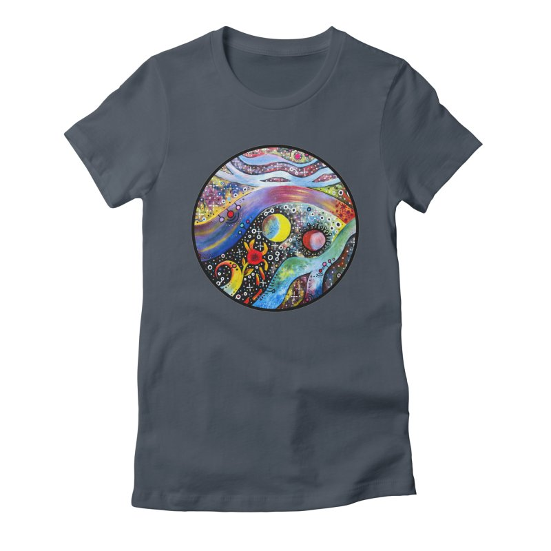 """""""astral"""" redesign Women's T-Shirt by J. Lavallee's Artist Shop"""