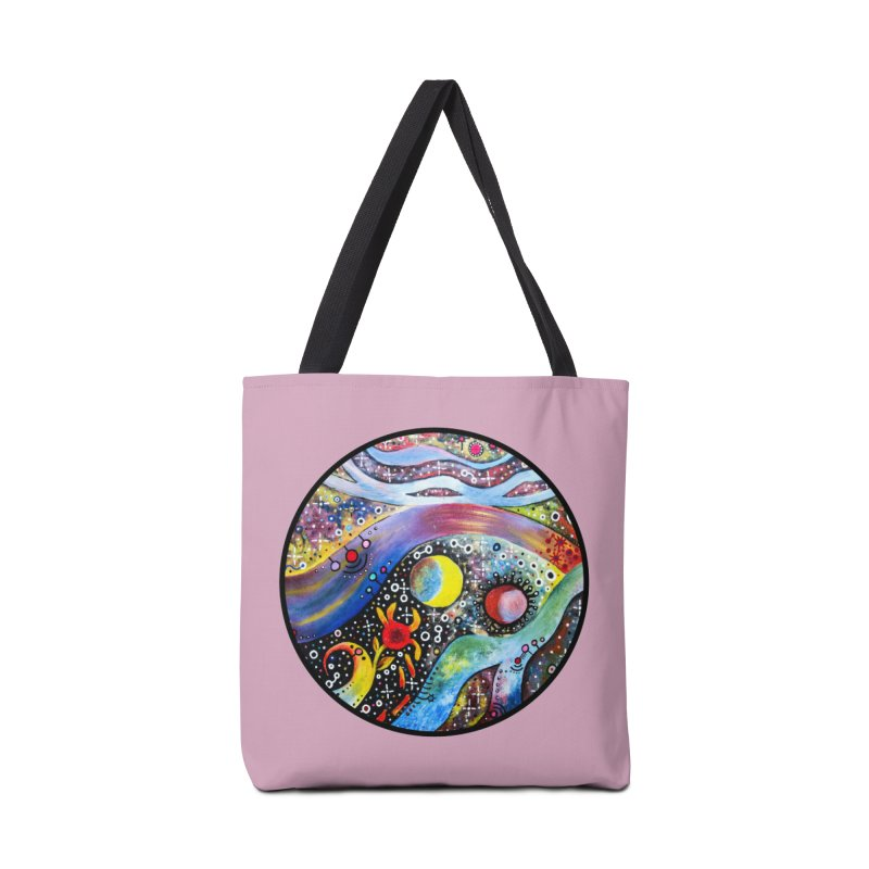 """astral"" redesign Accessories Tote Bag Bag by J. Lavallee's Artist Shop"