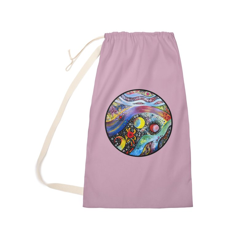 """astral"" redesign Accessories Laundry Bag Bag by J. Lavallee's Artist Shop"