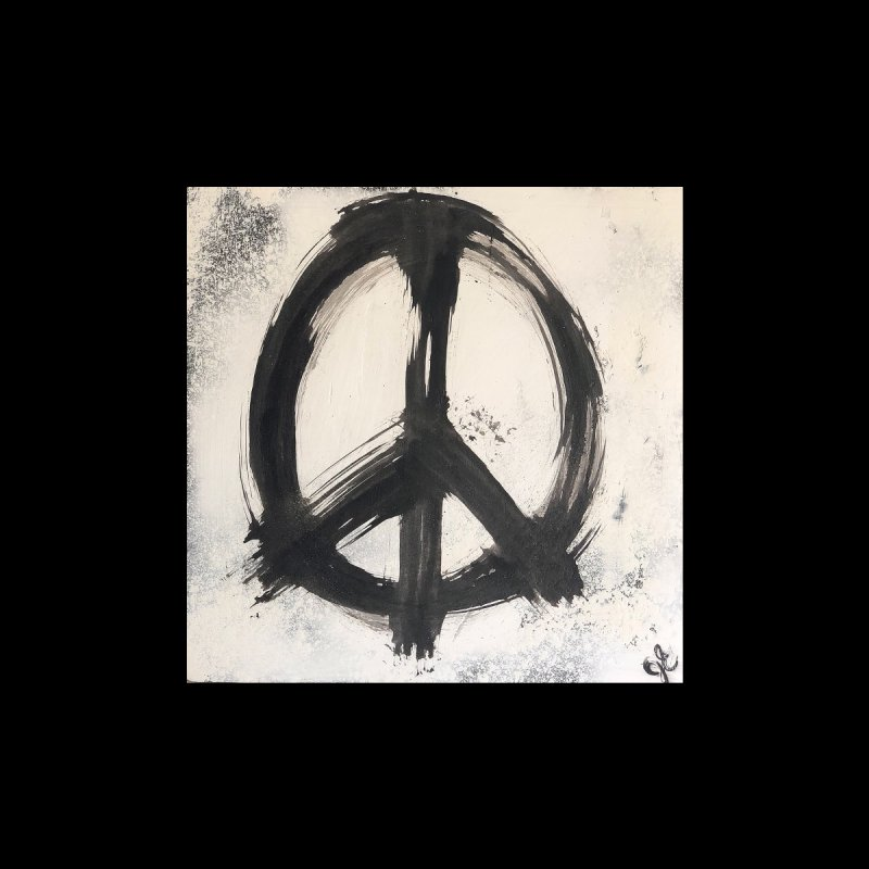 PEACE by Jessie Elson Art
