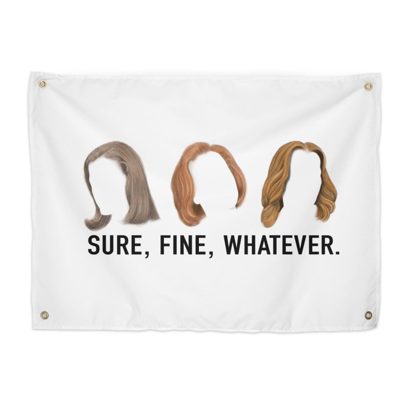 Sure, Fine, Whatever. Home Tapestry by Jessika Savage Artist Shop