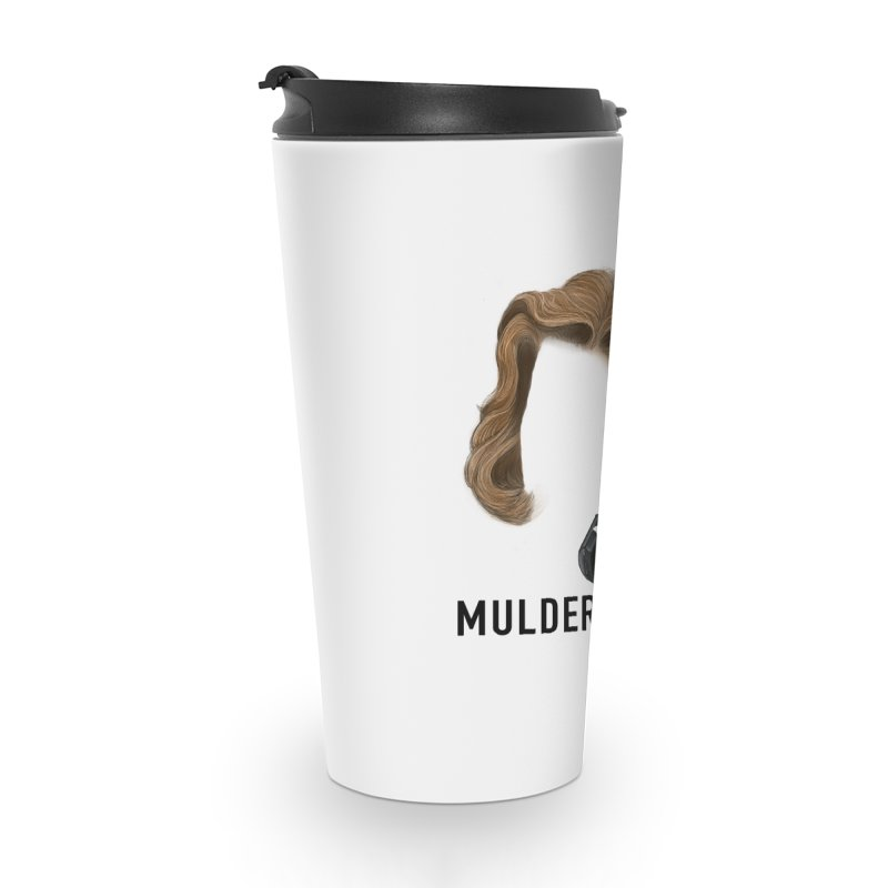 Mulder, It's Me. Accessories Travel Mug by Jessika Savage Artist Shop