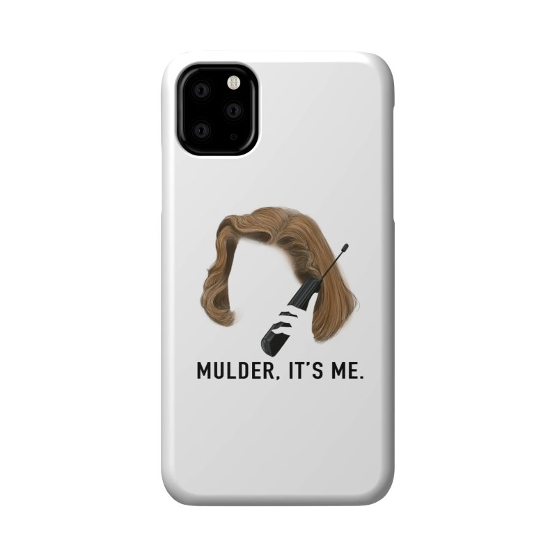 Mulder, It's Me. Accessories Phone Case by Jessika Savage Artist Shop