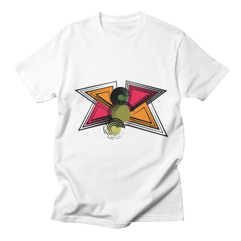 Abstract Butterfly Men's T-Shirt by jessileigh's Artist Shop