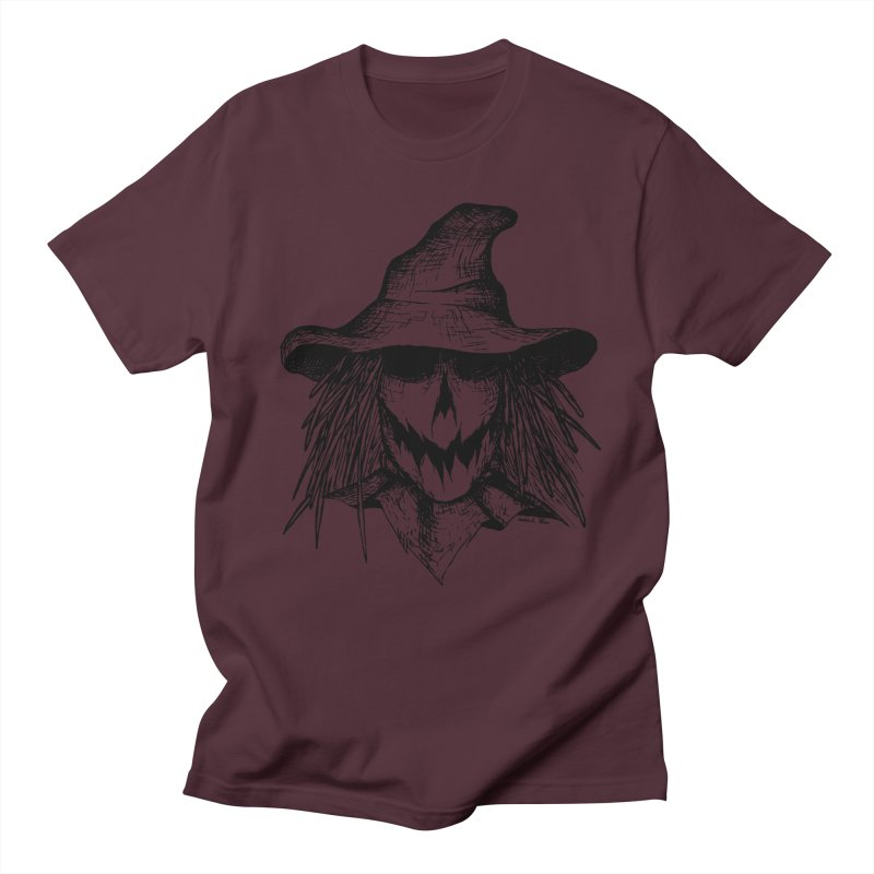 Scarecrow Men's T-Shirt by jessileigh's Artist Shop