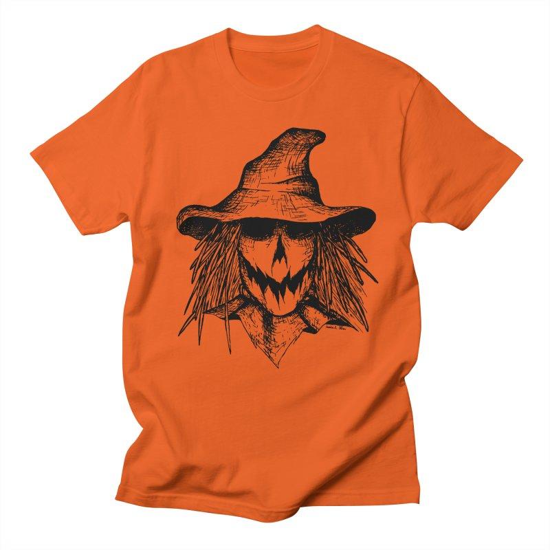 Scarecrow Men's T-shirt by jessileigh's Artist Shop