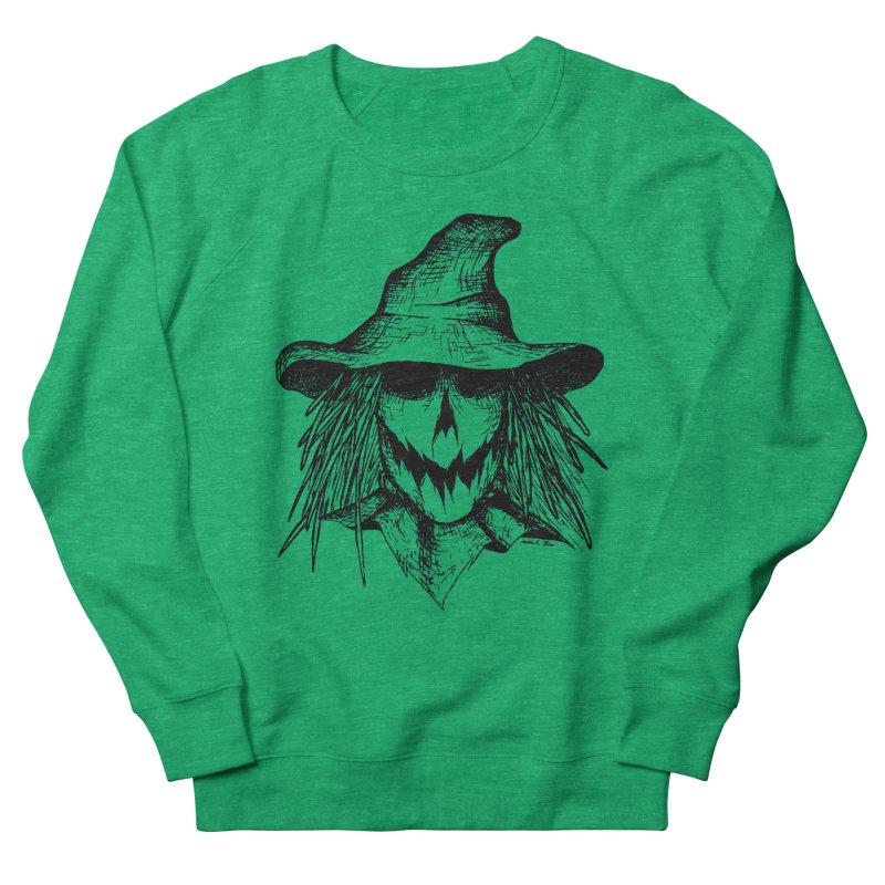 Scarecrow Women's Sweatshirt by jessileigh's Artist Shop