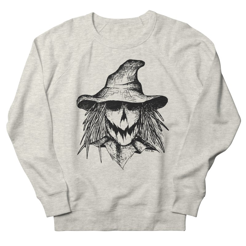 Scarecrow Men's Sweatshirt by jessileigh's Artist Shop