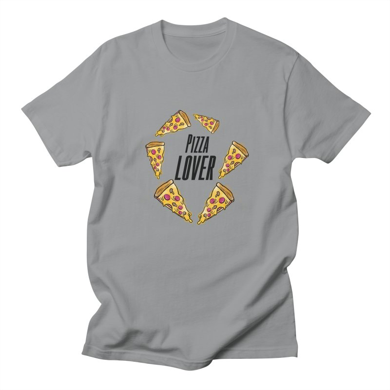 Pizza Lover Women's Unisex T-Shirt by jessperezes's Artist Shop