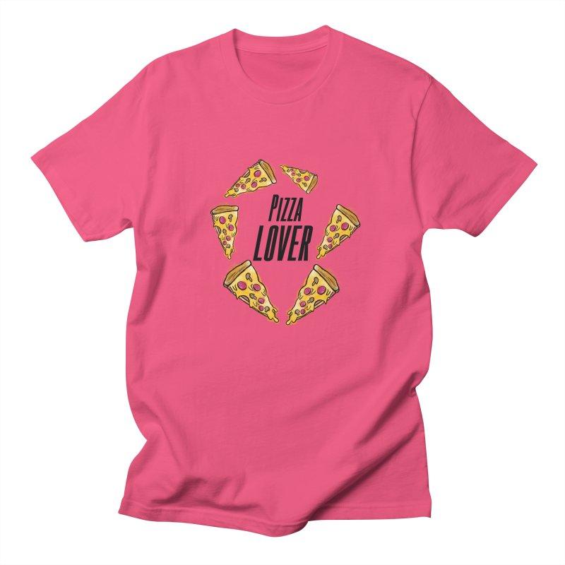 Pizza Lover Women's Unisex T-Shirt by jessperezes's Artist Shop