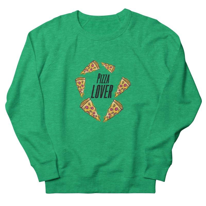 Pizza Lover Men's Sweatshirt by jessperezes's Artist Shop