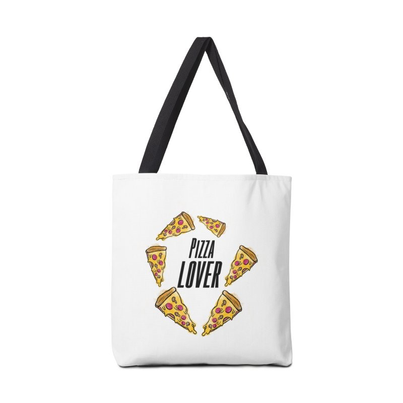 Pizza Lover Accessories Bag by jessperezes's Artist Shop