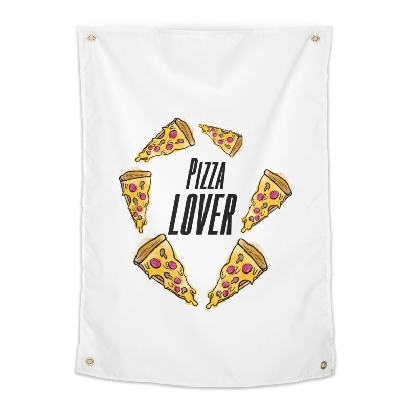 Pizza Lover Home Tapestry by jessperezes's Artist Shop