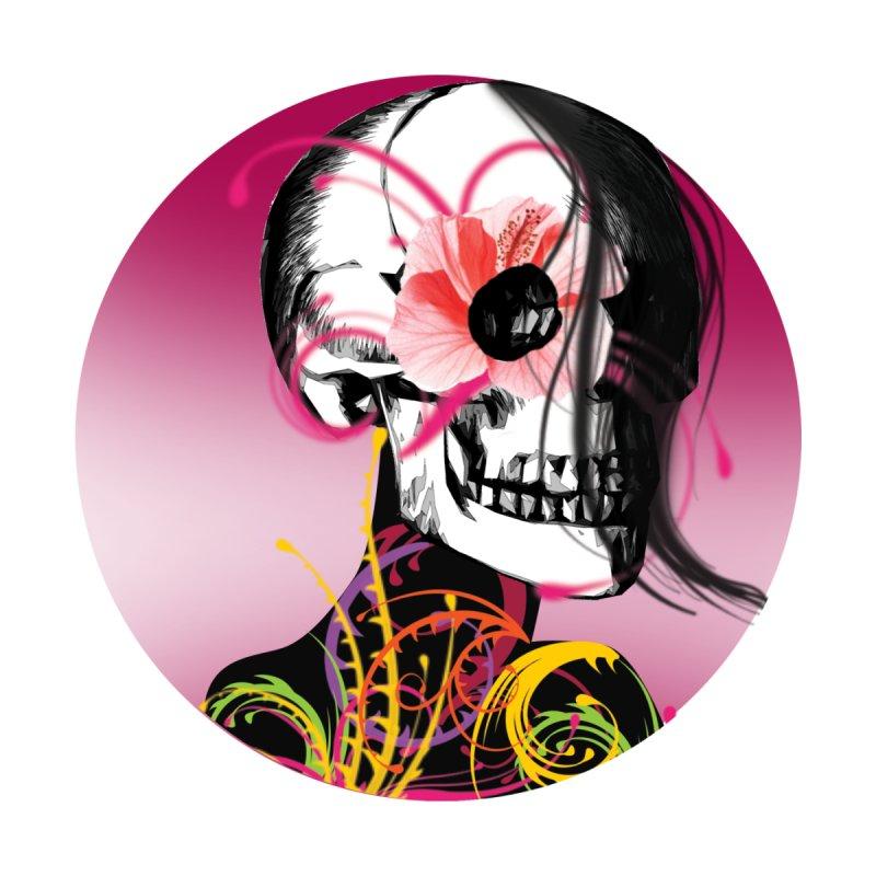 Señorita Muerte None  by jessperezes's Artist Shop