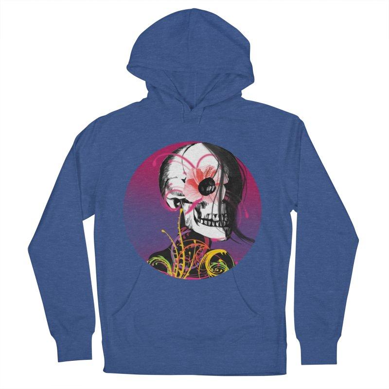 Señorita Muerte Women's Pullover Hoody by jessperezes's Artist Shop