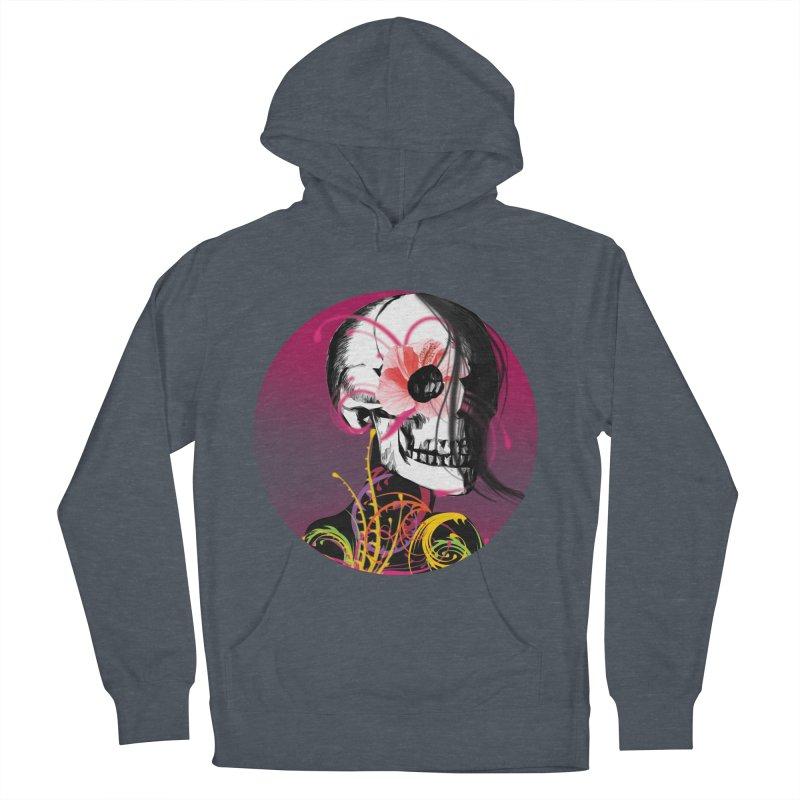 Señorita Muerte Men's Pullover Hoody by jessperezes's Artist Shop