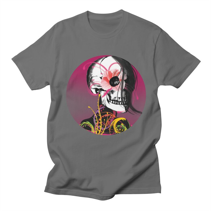 Señorita Muerte Men's T-shirt by jessperezes's Artist Shop