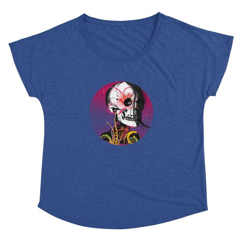 Señorita Muerte Women's Dolman by jessperezes's Artist Shop