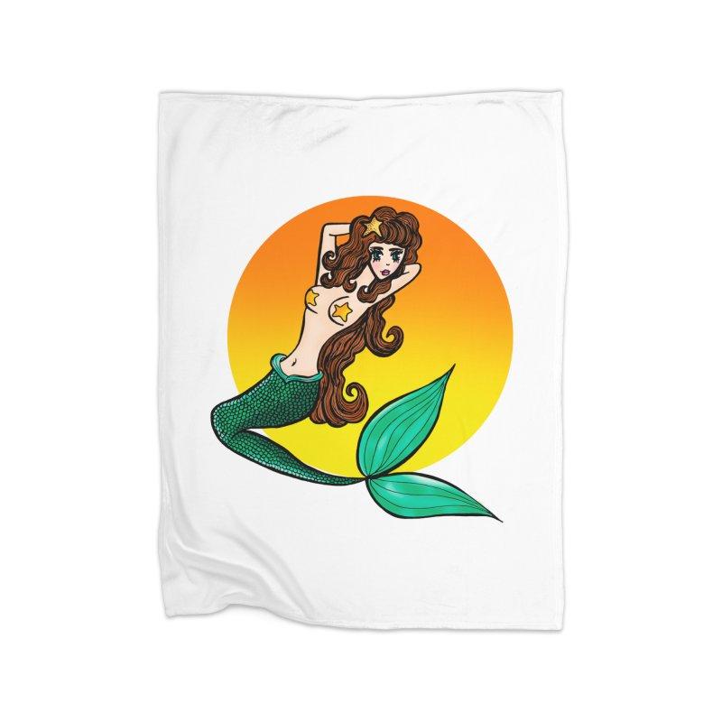 Sunny Mermaid   by jessperezes's Artist Shop
