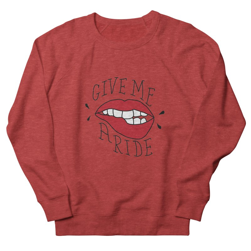 Give Me A Ride   by JESUS SKID SHOP