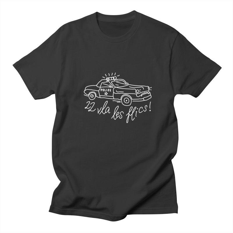 Police Men's T-Shirt by JESUS SKID SHOP