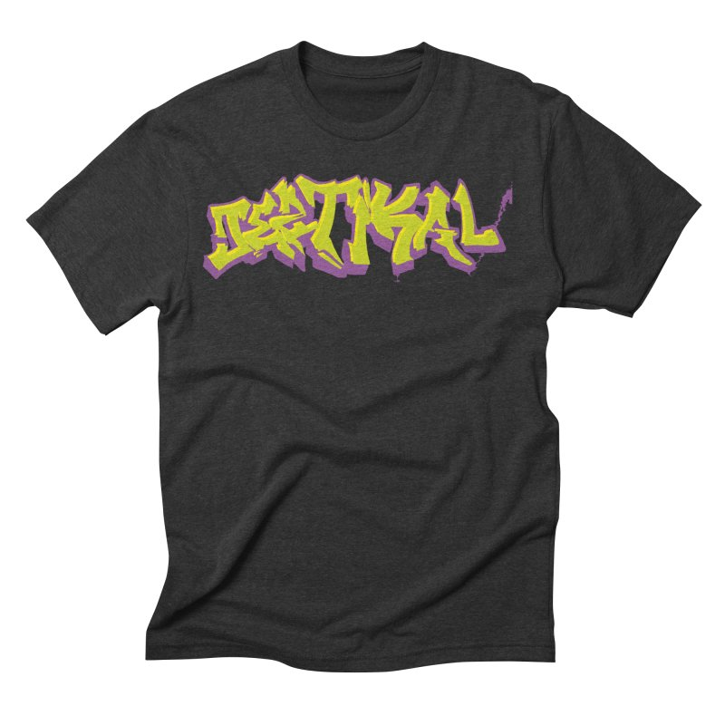 "Jeztikal - ""L'Enfant Terrible"" Men's T-Shirt by jeztikal's Artist Shop"