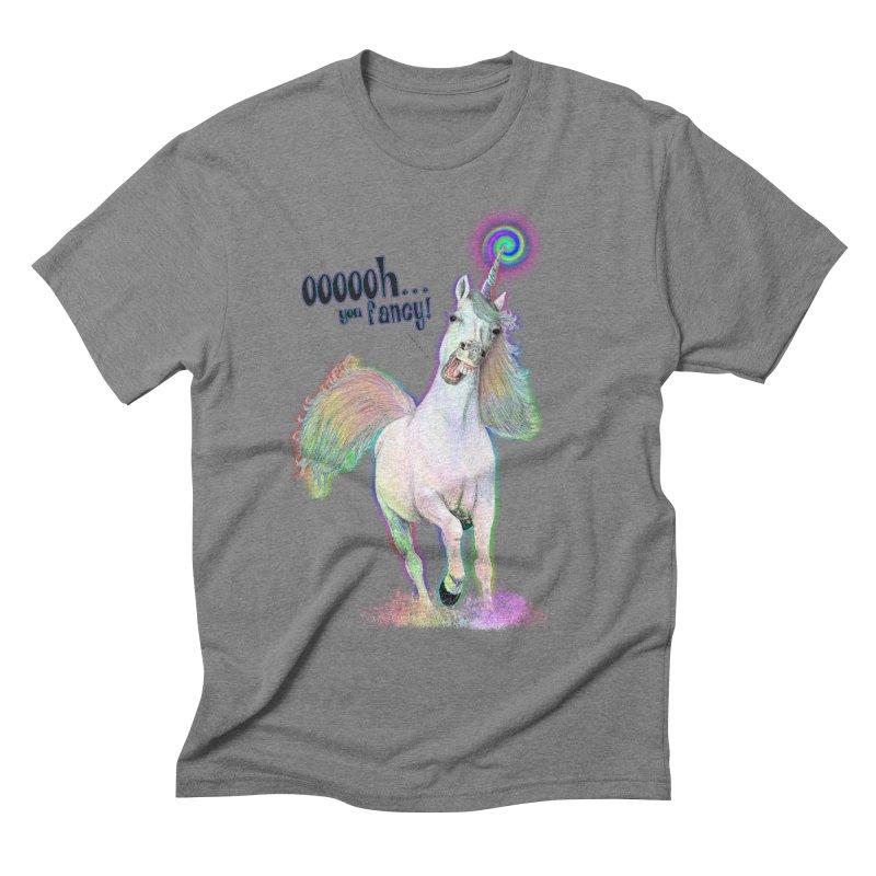 Fancy AF Men's T-Shirt by Jason Henricks' Artist Shop