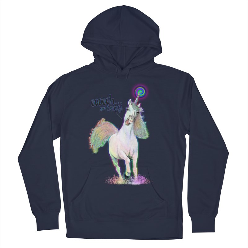 Fancy AF Women's Pullover Hoody by Jason Henricks' Artist Shop