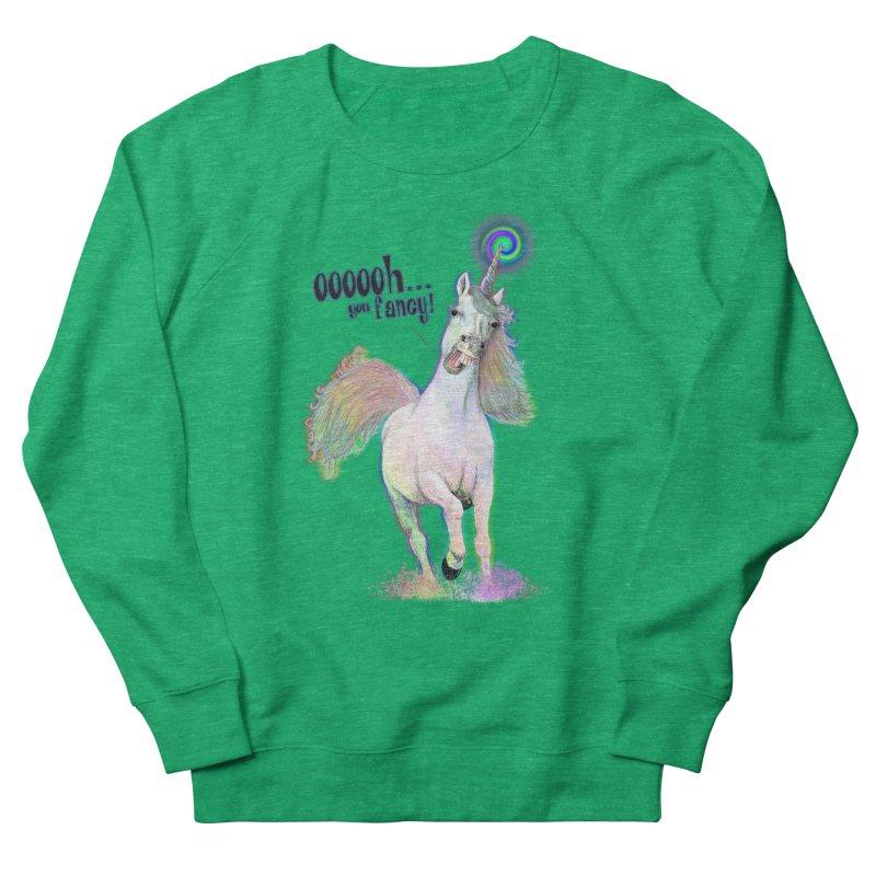 Fancy AF Men's Sweatshirt by Jason Henricks' Artist Shop