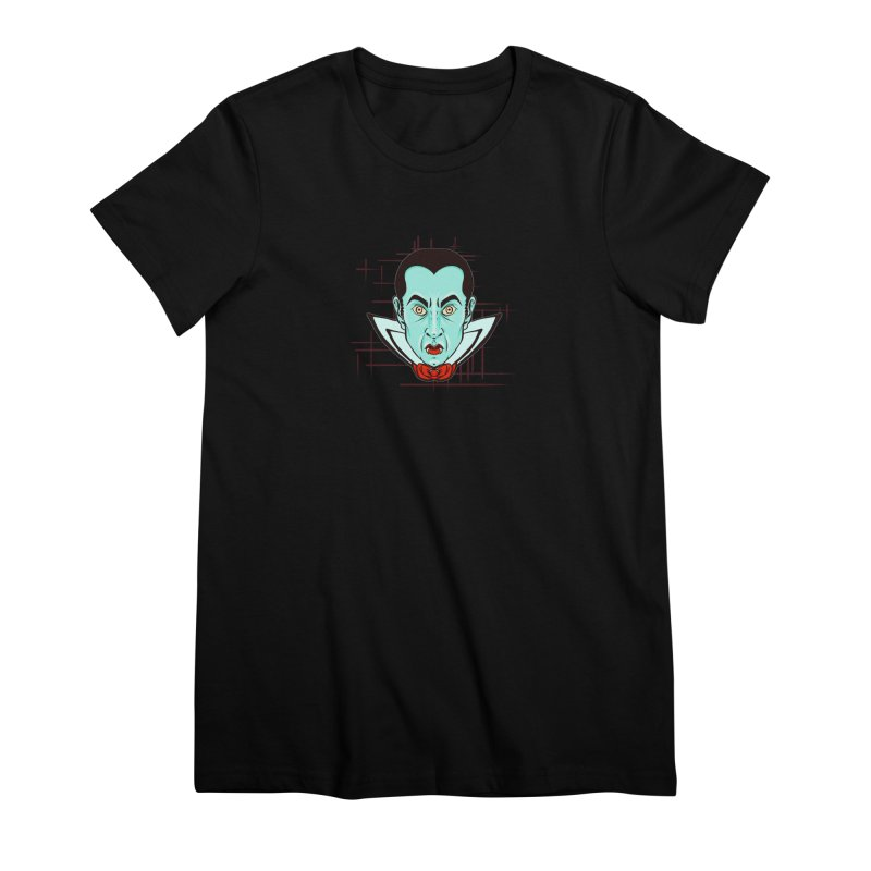 VAMP Women's Premium T-Shirt by Jason Henricks' Artist Shop