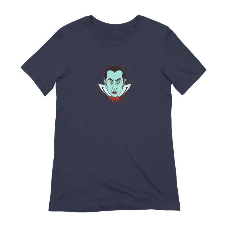 VAMP Women's Extra Soft T-Shirt by Jason Henricks' Artist Shop