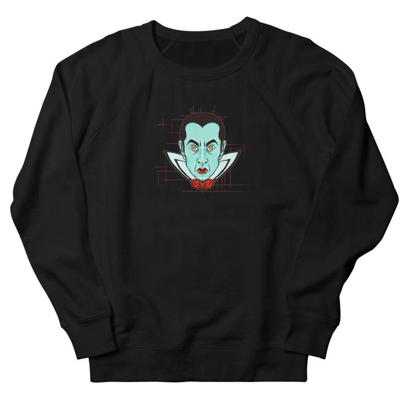 VAMP Women's French Terry Sweatshirt by Jason Henricks' Artist Shop