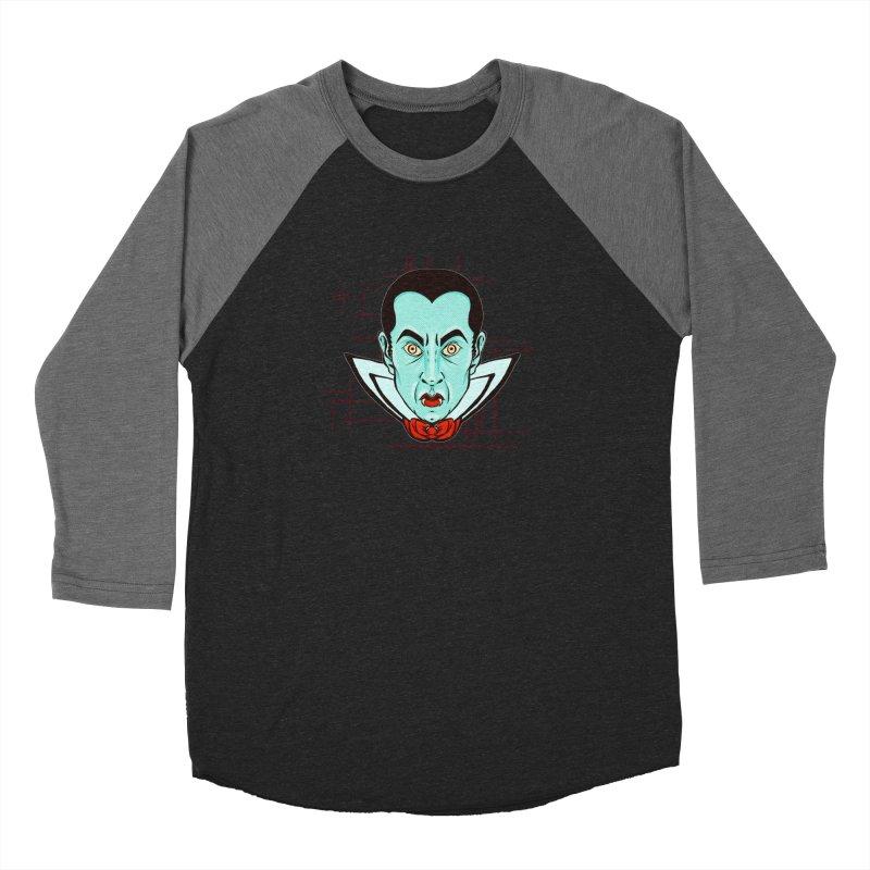 VAMP Men's Baseball Triblend Longsleeve T-Shirt by Jason Henricks' Artist Shop
