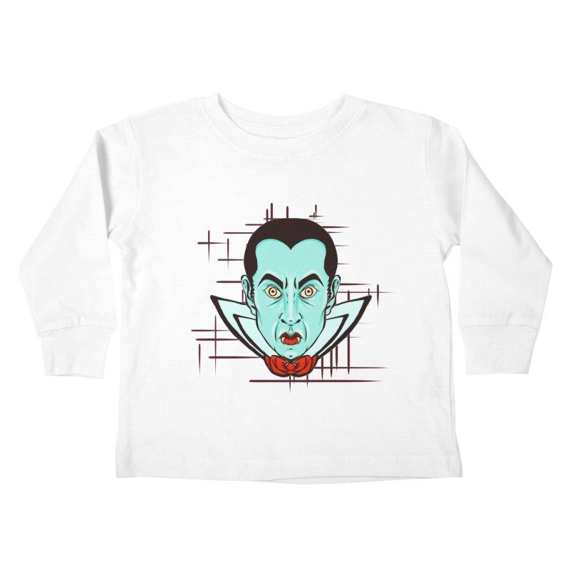VAMP Kids Toddler Longsleeve T-Shirt by Jason Henricks' Artist Shop
