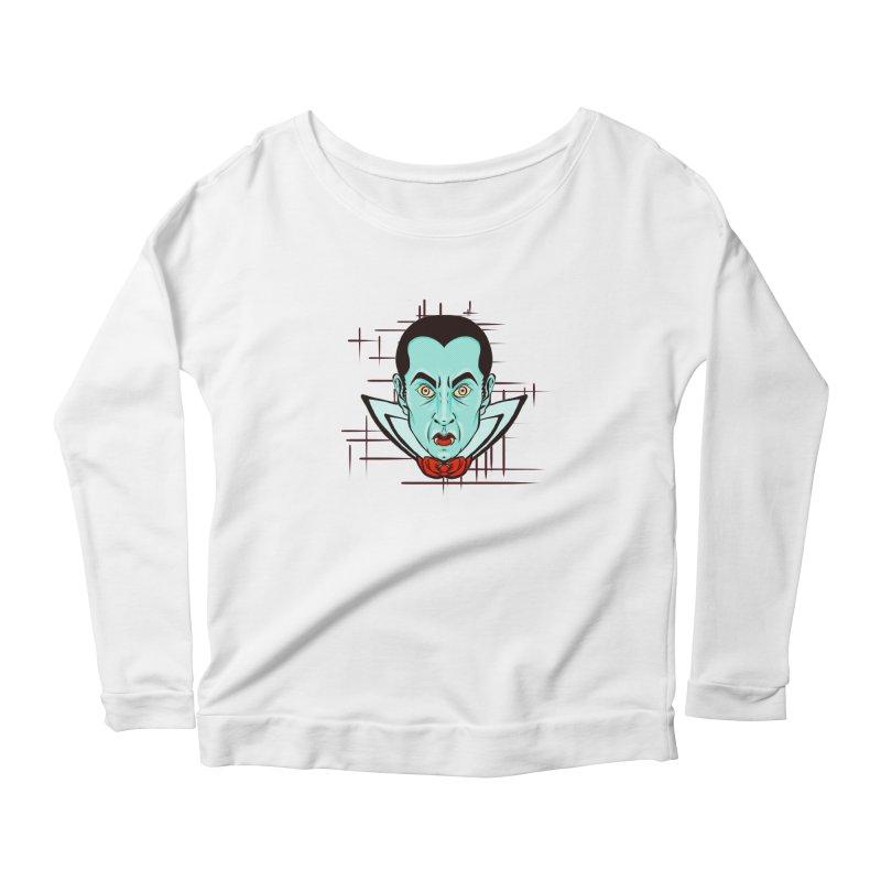 VAMP Women's Scoop Neck Longsleeve T-Shirt by Jason Henricks' Artist Shop