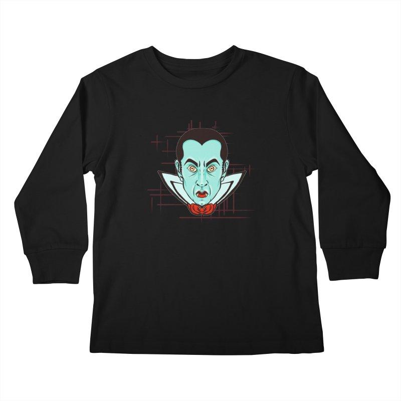 VAMP Kids Longsleeve T-Shirt by Jason Henricks' Artist Shop