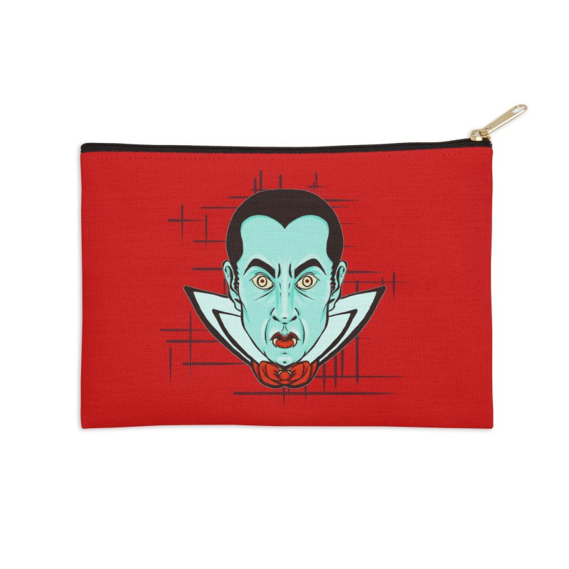 VAMP Accessories Zip Pouch by Jason Henricks' Artist Shop