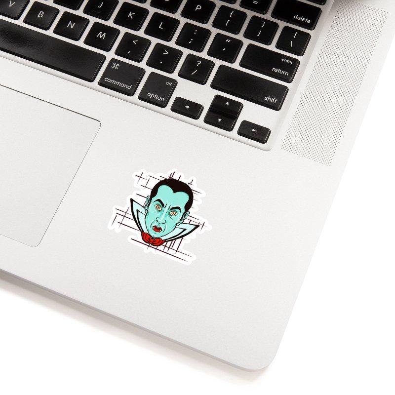 VAMP Accessories Sticker by Jason Henricks' Artist Shop