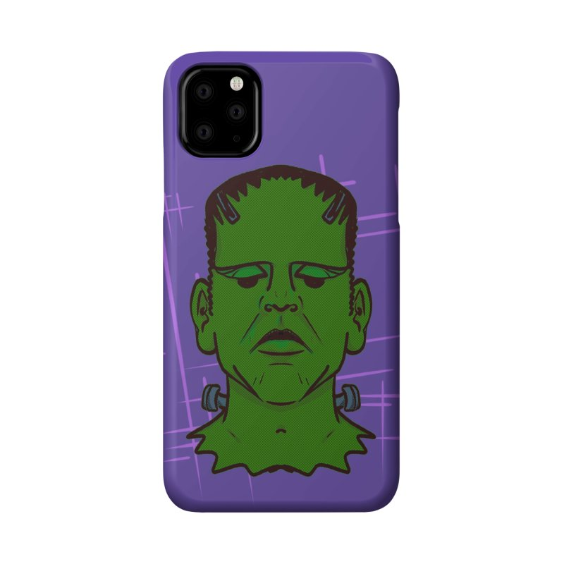 FRANK Accessories Phone Case by Jason Henricks' Artist Shop